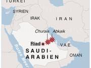 Drohnenangriffe auf Raffinerie in Abkaik: Laut Experten handelt es sich um die wichtigste Öleinrichtung der Welt. (Bild: KEYSTONE/CHRISTIAN SPRANG)