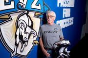 Der 68-jährige Roger Lanz. (Bild: Maria Schmid (Zug, 29. August 2019))