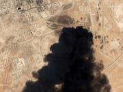 Für US-Regierungskreise verdichten sich die Anzeichen, dass der Angriff auf saudiarabische Öl-Anlagen von iranischem Boden aus erfolgte. (Bild: KEYSTONE/AP Planet Labs Inc)