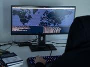Cyber-Kriminalität: Im Internet wurden die persönlichen Daten der Gesamtbevölkerung Ecuadors veröffentlicht. (Bild: KEYSTONE/STR)
