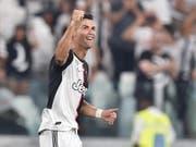 Eine Persönlichkeit, die in Madrid polarisiert: Cristiano Ronaldo (Bild: KEYSTONE/EPA ANSA/ALESSANDRO DI MARCO)