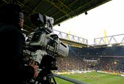 Das erste Champions League-Spiel fand in Dortmund statt. (Bild: Norbert Schmid)