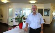 «Wir sind überzeugt, mit dem Neubau die Bedürfnisse der nächsten Generation abdecken zu können», sagt Kurt Marti.