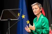Furchtlose Zupackerin: Margrethe Vestager. (Bild: Keystone)