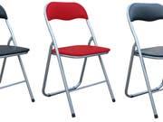 Die Migros ruft den Klappstuhl «Foldy» wegen Verletzungsgefahr zurück. (Bild: Migros)