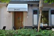 Das Jacks Pub ist seit Anfang September geschlossen. (Bild: Marco Cappellari)
