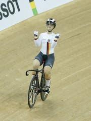 Kristina Vogel war zweifache Weltmeisterin und holte zweimal Olympia-Gold. (Bild: Getty)