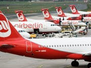 Gut zwei Jahre nach der Pleite von Air Berlin hat die einst zweitgrösste deutsche Fluggesellschaft den umstrittenen Staatskredit in Höhe von 150 Millionen Euro doch noch zurückgezahlt. (Bild: KEYSTONE/EPA/CLEMENS BILAN)