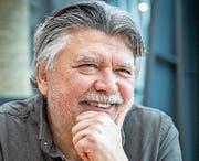 Komponist und Kontrabassist Francisco Obieta. Bild: Urs Bucher
