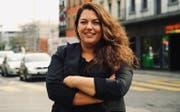 Nach drei Jahren an der Spitze gab Tamara Funiciello das Juso-Präsidium am Samstag ab. (Bild: Watson)