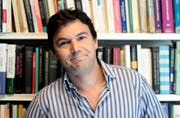 Thoms Piketty Französischer Ökonom.