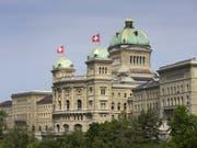 73 Auslandschweizer kandidieren am 20. Oktober für einen Sitz im Nationalrat. (Bild: KEYSTONE/PETER KLAUNZER)