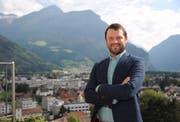 Simon Stadler ist bereit, in Bern eine neue Herausforderung anzunehmen. Bild: Urs Hanhart (Altdorf, 11. September 2019)