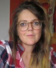 Stefanie Walker von der Frisurenbäckerei Himbeerblond in Altdorf. (Bild: PD)