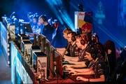 2018 fand im Filmtheater bereits das von Red Bull initiierte E-Sport-Turnier «League of Legends» statt. (Bild: PD)