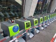 Am Bahnhof Luzern startet das neue Parking-System. (Bild: Watson)