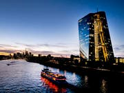 Im Führungsgremium der Europäischen Zentralbank EZB kommt es zu zahlreichen Personalwechseln. (Bild: KEYSTONE/AP/MICHAEL PROBST)