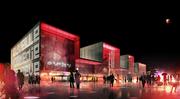 Visualisierung der Nouvelle Comédie de Genève. (Bild PD)