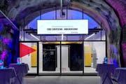Eröffnung des Rechenzentrums. (Bild: PD)