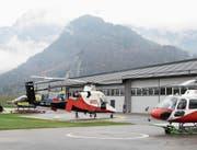 Braucht jemand dringend Hilfe, startet der Rettungshelikopter weiterhin – auch bei Nacht. (Bild: Tatjana Schnalzger)