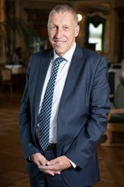 Konrad Graber. (Bild: KEY/Peter Schneider).