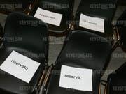 Am «Tag der Mehrsprachigkeit» üben sich Parlamentarier und Bundesangestellte in einer anderen Sprache. (Bild: Archivbild)