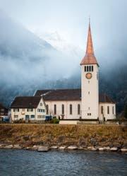 Die Pfarrkirche St. Ambrosius und St. Othmar Erstfeld ist im Jahr 2017 einer Tolsanierung unterzeogen worden.
