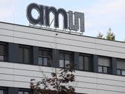 Der Chiphersteller AMS macht bei seinem Übernahmeversuch des Licht-Konzerns Osram vorwärts und hat sich schon rund 15 Prozent der Osram-Aktien gesichert. (Bild: KEYSTONE/APA/APA/HANS KLAUS TECHT)