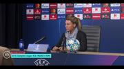 Im Karrieremodus von Fifa 20 können neu Pressekonferenzen abgehalten werden. (Bild: PD)