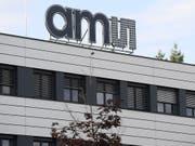 AMS legt im Bieterkampf um die deutsche Osram Licht nach. (Bild: KEYSTONE/APA/APA/HANS KLAUS TECHT)