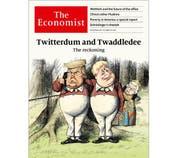 Cover der aktuellen Ausgabe des «Economist».