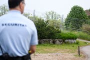 In einigen Gemeinden der Region St.Gallen patrouillieren regelmässig Securitas-Angestellte. (Bild: Keystone/Manuel Lopez)