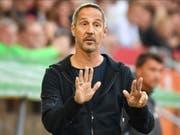 Trainer Adi Hütter hätte von YB auch zu Werder Bremen wechseln können (Bild: KEYSTONE/EPA/PHILIPP GUELLAND)
