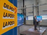 Die Post hat grünes Licht für den Verkauf von CarPostal France erhalten. (Bild: KEYSTONE/ELIA BIANCHI)