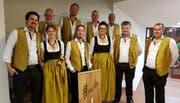 Die Blaskapelle Böhmisch Plus wusste das Publikum in ihren Bann zu ziehen.Bild: PD