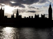 Licht aus für das britische Parlament - zumindest für eine Weile. Das sei rechtens, kam ein schottisches Gericht zum Schluss. (Bild: KEYSTONE/AP/SANG TAN)