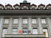Der Hauptsitz der BKW am Berner Viktoriaplatz. (Bild: KEYSTONE/DOMINIC STEINMANN)