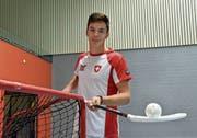 Für ein Bild zurück im Herisauer Sportzentrum: Michael Schiess.Bild: Lukas Pfiffner