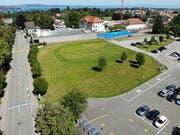 Die geplante Lage des neuen Stadthauses verlangt eine Abweichung von der Regelbauweise. (Bild: Reto Martin)