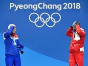 Die Schweiz ist Sitz von Fifa, UEFA und IOC - das hat Auswirkungen auf das Wirtschaftswachstum. 2018 war der «Sport-Effekt» unter anderem mit den olympischen Winterspielen in Korea besonders ausgeprägt. (Bild: KEYSTONE/APA/APA/HANS KLAUS TECHT)