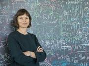 Nicola Spaldin ist Professorin für Materialtheorie an der ETH Zürich. (Bild: Marcel Benoist Stiftung / Daniel Rihs)