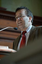 Konrad Brühwiler, Präsident SVP Arbon. (Bild: Reto Martin)