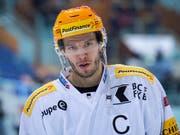 Julien Sprunger will mit Fribourg-Gottéron in den nächsten vier Jahren einen Titel gewinnen (Bild: KEYSTONE/PPR/MELANIE DUCHENE)
