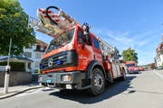 Die Feuerwehr musste am Donnerstag in Lichtensteig ausrücken. (Symbolbild: Donato Caspari)