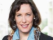 Nicole Zweifel kandidiert für den Nationalrat. Bild: PD
