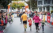 Am Samstag ist City-Run-Tag. Bild: Andrea Stalder (1. September 2018)