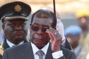 Mugabe wurde 2017 vom Militär abgesetzt. (Bild: Keystone)