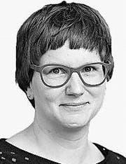 Redaktorin Zoe Gwerder