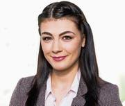 Alena Mächler (JGLP) kandidiert für den Nationalrat. Bild: PD