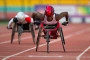 Alexandra Helbling kämpft in Dubai um einen Quotenplatz für die Paralympics. (Bild: Daniel Streit)